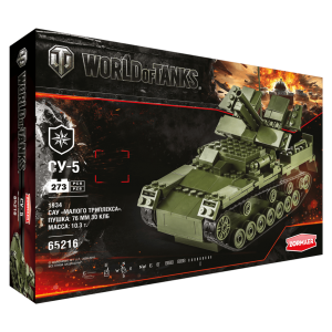 "Конструктор ""World of Tanks. СУ-5"", 273 дет."